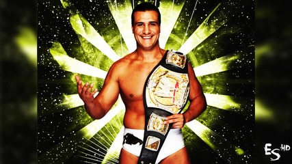 2011 Alberto Del Rio 1st Wwe Theme Song - Realeza [high Quality Download Link]