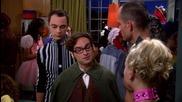Теория за големия взрив / The Big Bang Theory Сезон 1 Епизод 6 Бг Аудио