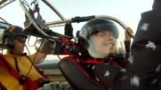 Екстремна вселена - полет на Катерина Ковачева