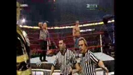 Hell In A Cell 2010 - John Cena vs Wade Barrett