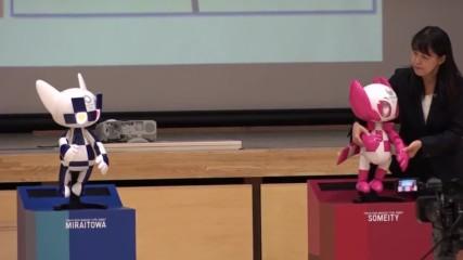 Япония: Представиха новите талисмани за Олимпиадата в Токио 2020