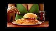 Къде Са Ми Пържените Картофи - Смешна Реклама