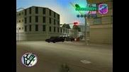 Gta Vice city Взривове с коли
