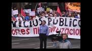 Нови стачки на учители и здравни работници в Испания
