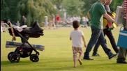 """Революционна самоходна бебешка количка от """" Фолксваген"""""""