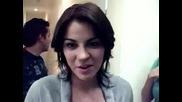 Maite Perroni en el chat Esmas de Mi Pecado (04.08.09)