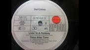 Del Crime - Livin' In A Fantasy (1986)hi nrg-euro Disco