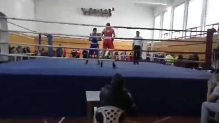 Държавен личен шампионат на мъже по бокс - град Пазарджик, 64 кг. - Част 3