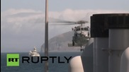 UK: Black Hawk takes part in NATO 'Joint Warrior' exercises, under Russian eyes