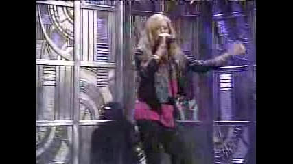 Ashley Tisdale - Not Like That (live)