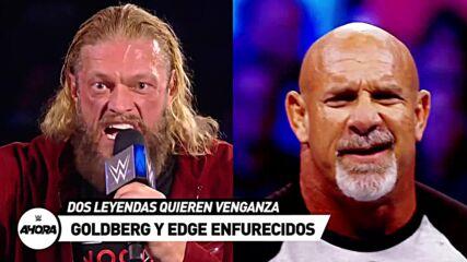 Roman Reigns DESCONCERTADO por La Bestia: WWE Ahora Xpress, Oct 17, 2021