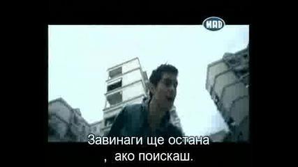 Mixalis Xatzigiannis - Den Fevgo - с Превод - - Vbox7
