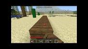 Minecraft singleplayer оцеляване еп.1