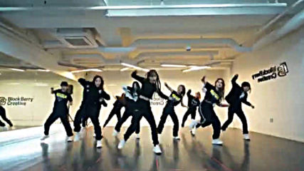Loona - So What dance practice mirrored