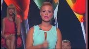 Aleksandra Bursac - Padale su kise - GK - (TV Grand 09.07.2014.)