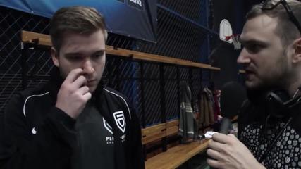 AFK TV в IEM Katowice 2015 - Интервю с Penta Denis