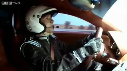 Bugatti Veyron vs Mclaren F1 Drag Race Top Gear Bbc Vbox7
