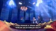 Ajda Pekkan & Sinan Akcil - Kimler Geldi Kimler Gecti (canli Performans)
