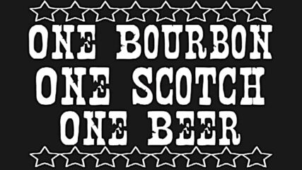 George Thorogood – One Bourbon, One Scotch, One Beer (1977)