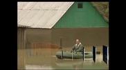 Тежки наводнения в Русия
