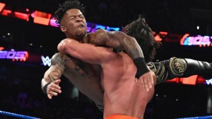 Lio Rush vs. Tony Nese: WWE 205 Live, Feb. 28, 2020