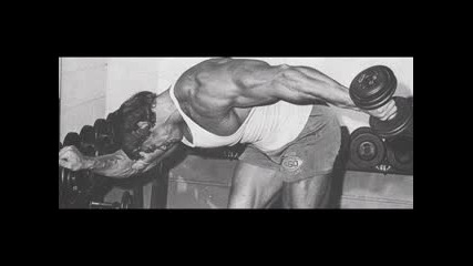 Arnold Schwarzenegger - The Bodybuilder Tribute