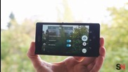 Review Sony Xperia Z1 - премиум дизайн