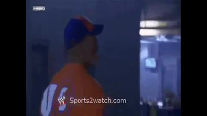 John Cena се базика с песента на Cody Rhodes