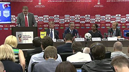Russia: 2018 World Cup to be 'treat' for every visitor - FIFA Secretary General