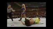 Mickie James vs. Beth Phoenix at Royal Rumble (добро качество)