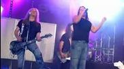 Shakra - Live Brienzee Rock Festival 2009 - Trapped