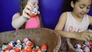Направи Си Сам- Огромно Шоколадово Яйце