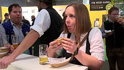 Germany: Berlin kicks off Green Week at the International Fair Centre