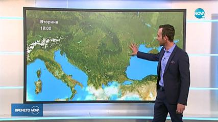 Прогноза за времето (06.04.2020 - обедна емисия)