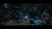Harry Potter and the Deathly Hallows Pt 2 Gringotts and Goblins Featurette
