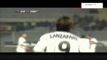 Fiorentina 2:3 Parva - Bojinov Goal