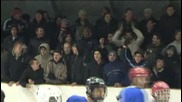 Cska - Lefski (ultra Cska at hockey)