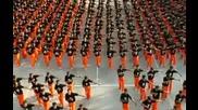танцуват затворници на песента на маикал джексан