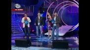 Music Idol 3 - Александър - Walkin - Енергичният македонец показа защо бе един от най - големите фав