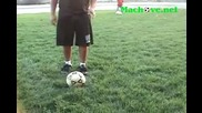 Can you do these 5 easy soccer tricks