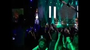 Rbd - I Wanna Be The Rain En Madrid + превод