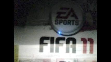Представлението от мен на Fifa 11