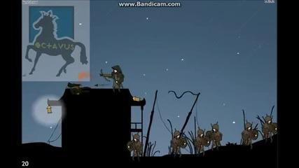 Ninja Rampage Full Gameplay Hd