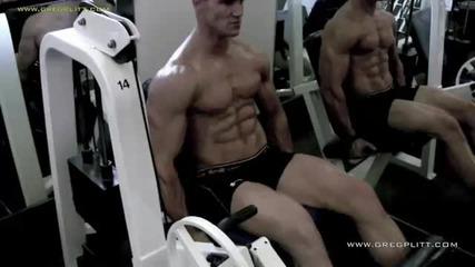 Greg Plitt - Most Aesthetic body on earth