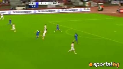 02.03.06 Италия - Русия 0:3