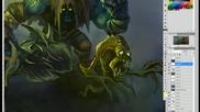 League of Legends - Yorick Art Spotlight