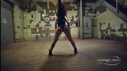 Сексапилен денс twerk от красивата Zhenya Volkova