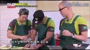 [ Eng Subs ] Running Man - Ep. 206 (with Joo Won and Hong Seok Cheon) - 2/2