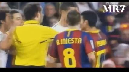 Кристиано Роналдо-обичаш Или Мразиш. Не Може Да Си Безразличен !