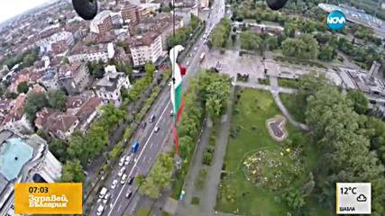 ОЧАКВАЙТЕ НА ЖИВО: Грандиозният парад по въздух и земя по случай Деня на храбростта